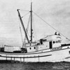 Chirikof,Built 1945 Seattle,Builder Jannsen Boat Works,Owners Dick Suryan,Harry Guffey,Steel Boat,