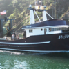 Miss Kelley II,Built 1982 By Robert  Kelley Fort Bragg,Kelley Boat Works,Eugene Kelley,Richard Kelley,