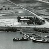 1950,Devine Dock,7010 N E Marine Drive Portland,Fred Devine House Background,Tug Salvage Chief,Navy L C I,First Headquarters For Company,