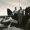 Reino Mattila,Fred Devine,Captain And Owner Salvage Chief,Great Team,1950's,