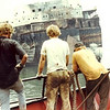 Salvage Chief 1976-1977,Stern Section Of Sansinea,Scott Parker,Dave Lund,Jon Norgaard,Stan Johnson,Pic Taken by Ron Walther,