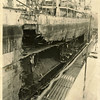 Feltre,After Colision,Raised And Dydocked,Pic Taken June 19 1937,Portland,Fred Devine Diving And Salvage,