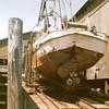 Lady Alice Drydocked,Salvage Chief Refloated,Left Capt  Reino Mattila,